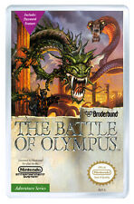 THE BATTLE OF OLYMPUS NES FRIDGE MAGNET IMAN NEVERA