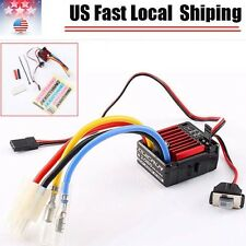 Hobbywing Quicrun WP 8BL150 150A Waterproof Brushed Motor ESC RC 1/8 Car US