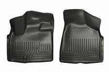 2008-2014 Grand Caravan Town & Country Front Cab Floor Mats WeatherBEATER Liners