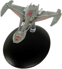 STAR TREK STARSHIPS COLLECTION ISSUE 41 KLINGON RAPTOR SHIP EAGLEMOSS MODEL