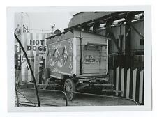 Circus Photography - Wagon Vintage Glossy Snapshot