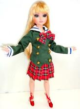 "School Girl Uniform Doll Outfit fits 1/4 MSD BJD 16"" Ellowyne Wilde Tonner Tyler"