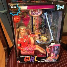 Barbie 2000 Generation Girl Tori My Room MIB