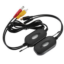 2.4GHZ RCA Wireless Transmitter Receiver Kit Set for Car Rearview Camera