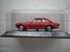 PEUGEOT 504 coupé 1969 NOREV 1/43  G37