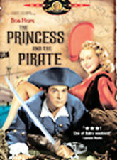 The Princess and the Pirate DVD