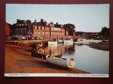 POSTCARD NORFOLK BLAKENEY - LOVELY VIEW