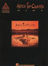 ALICE IN CHAINS - DIRT - GUITAR TAB SONG MUSIC BOOK NEW