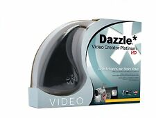 Pinnacle Dazzle video creator platinum + studio 15 logiciel d'édition HD (PC USB)