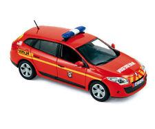 Renault Megane Estate 2011 Pompiers 1:43 Norev 517644