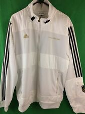 Adidas sz XL Jacket FIFA World Cup DEUTSCHER FUSSBALL BUND Germany Soccer White