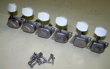 Vintage 1960s Fender Mustang F Tuners #2893