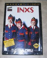 INXS Make My Video Sega CD BRAND NEW FACTORY SEALED