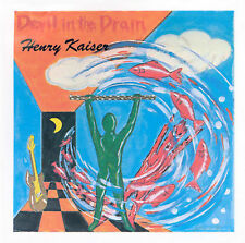 Henry Kaiser - Devil in the Drain: Expanded by Henry Kaiser - SST NEW