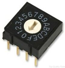ROTARY DIP SWITCH, Part # MCRH4AF-16R