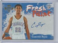 CAMERON PAYNE rc Auto 2015/16 Court Kings Thunder On Card Autograph