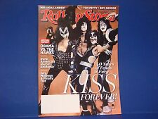 Rolling Stone Magazine,April 10,2014,40 Years of Fueds & Fury Kiss Forever!