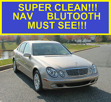 2005 Mercedes-Benz E-Class CDI Sedan 4-Door