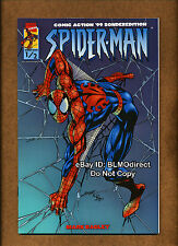 Rare 1999 Spider-Man #1/2 NM- Euro Comic Action RRP Ultimate