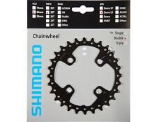 Shimano SLX FC-M675 28T Chainring 2x10 Speed Type AJ (40-28) 64mm BCD Y1NA28000