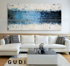 GUDI- Huge Wall Painting Adornment Hand-Painted Oil Painting Abstract Home Decor
