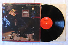 Barbra Streisand ‎– The Broadway Album LP