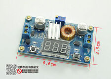 DC Buck Converter Step Down 4-38V to 1.25-36V 12V / 5V 5A Voltage LED Voltmeter