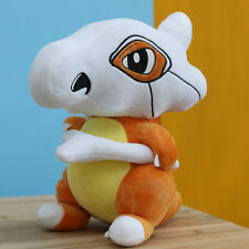30CM Pokemon Game Cubone Stuffed Animal soft Plush toy cuddly Doll Figure