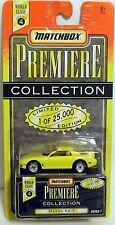 Mazda RX-7 YELOW Color* Premiere Matchbox Collection MIP