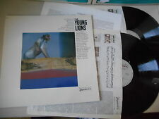 LP VA The Young Lions : 2LP (10 Song) ELEKTRA MUSICIAN  Insert / OIS - cut out -