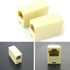 10stk Cat5 5e RJ45 Netzwerk Kabel Stecker Ethernet Lan Cable Plug Connector