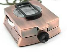 Prismatic Copper MAGNETIC Compass