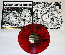 "Extreme Noise Terror ""The Earache Peel Sessions"" Bloody Fool Splatter Vinyl"