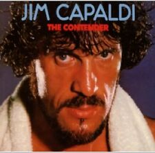 JIM CAPALDI the contender + 4 bonus tracks Esoteric 2CD NEU OVP