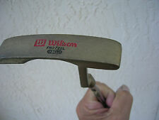 "Wilson  Pro Feel  D 7411 Putter  35""  Steel Shaft"