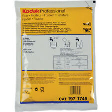 Kodak Black & White Fixer for Film & Paper, Make 1 Gallon 5160320 (same 1971746)