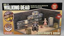 McFarlane Toys Building Set The Walking Dead The Governor's Room