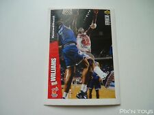 Stickers UPPER DECK Collector's choice 1996 - 1997 NBA Basketball N°155