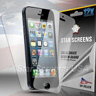 12pcs= 6x (Front+Back) Screen Protector Cover Film for Apple iPhone 5
