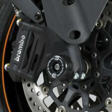 R&G BLACK FORK PROTECTORS for KTM 690 SMCR, 2012 to 2015