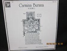 Clemencic - Clemencic Consort - Carmina Burana Volume 2 - MHS 1982