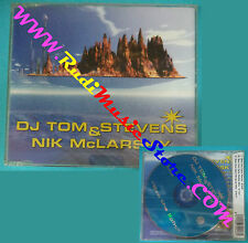 CD Singolo DJ Tom Stevens & Nik McLarsky See The Light CLOWN 013 SIGILLATO(S28*)
