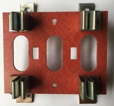 FPE Federal Pacific FSMS RFSMS R12FS Meter Socket Replacement Board With Clips