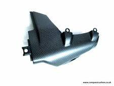Ducati Monster 821 1200 Carbon Fibre Engine Panel RHS Satin