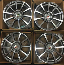 "PORSCHE 19"" WHEELS RIMS 911 BOXSTER CAYMAN CARRERA 996 997 986 987"