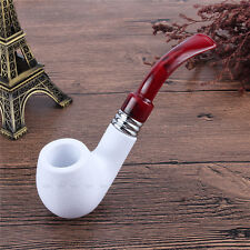Meerschaum Durable Classic Smoking Pipe Tobacco Cigarettes Cigar Pipes Gift Hot