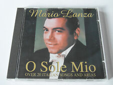 Mario Lanza - 21 Italian songs and Arias ( CD Album ) Used very good