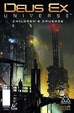 DEUS EX #1 Cover C Titan Comics NM - Vault 35
