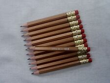 "24 ""Gold"" Personalized Golf Pencils with Erasers"
