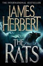 The Rats by James Herbert, Book, New Paperback